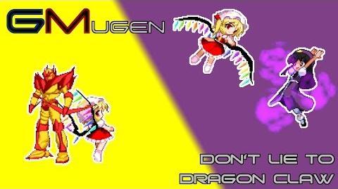 GMᴜɢᴇɴ - Don't Lie to Dragon Claw