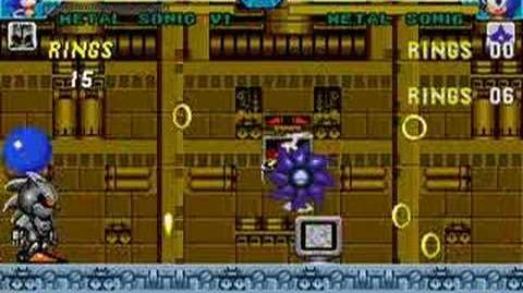 Sonic 2 vs Sonic 3 Mugen Battle!