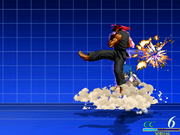 Evil Ryu by Chloe
