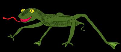Marsh Leaper