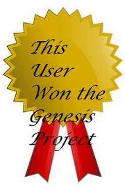 Genesis Medal