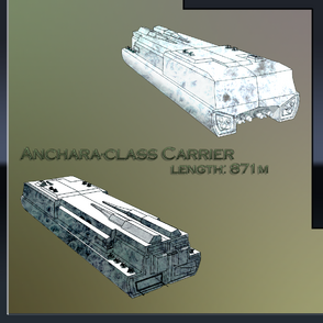 Ancharacarrier
