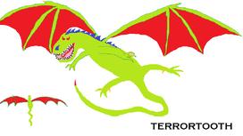 Terrortoothpaint