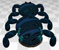 Tomus spider2