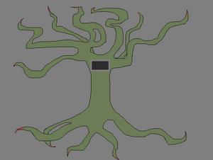Raskovnik tree