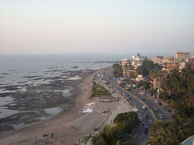 Carter Road Bandra