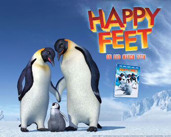 Happy Feet Memphis and Norma Jean