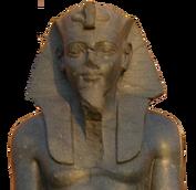 Merenptah Louxor-HeadAndShoulders-BackgroundKnockedOut