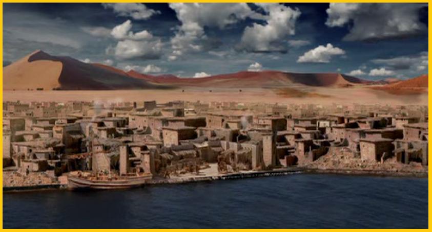 Port of Akkad | Rickipedia: The Mummy Wiki | Fandom powered by Wikia