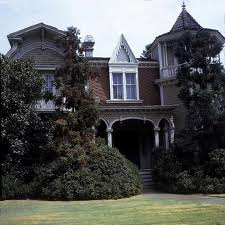Munster mansion now
