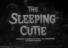 The Sleeping Cutie titlecard