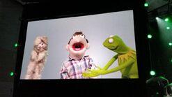 D23 puppeteer demo bunny whatnot
