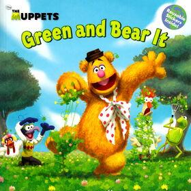 Greenand bearit
