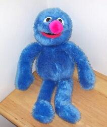 Playskool grover puppet