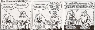The Muppets comic strip 1982-04-21