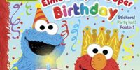 Elmo's Super-Duper Birthday
