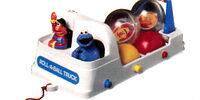 Roll-a-Ball Truck