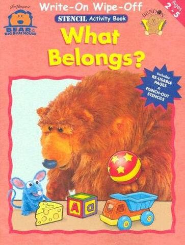 File:Book.What Belongs.jpg