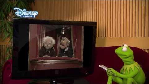 """DISNEY CHANNEL - NEU IM FREE TV - Wie Kermit den neuen Disney Channel und """"Die Muppet Show"""" findet"""