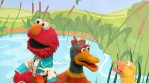Sesame Street Elmo's Ducks