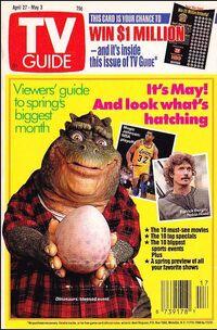 Tv-guide---dinosaurs---5-3-91