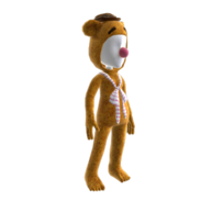 Xbox - fozzie costume