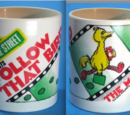 Follow That Bird mug