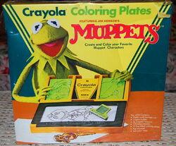 Cray plates 1