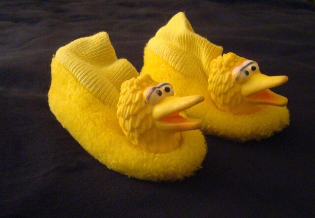 File:Big bird slippers jc penneys.jpg