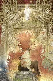 Power of the Dark Crystal 04 Sana Takeda cover textless