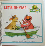 Beep books let's rhyme