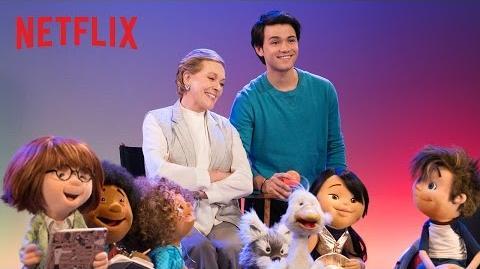 Julie's Greenroom - Announcement - Netflix - HD
