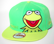 New era 2011 kermit cap