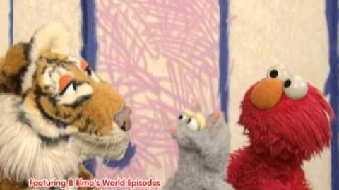 "Sesame Street ""Elmo's World All About Animals"" Preview"