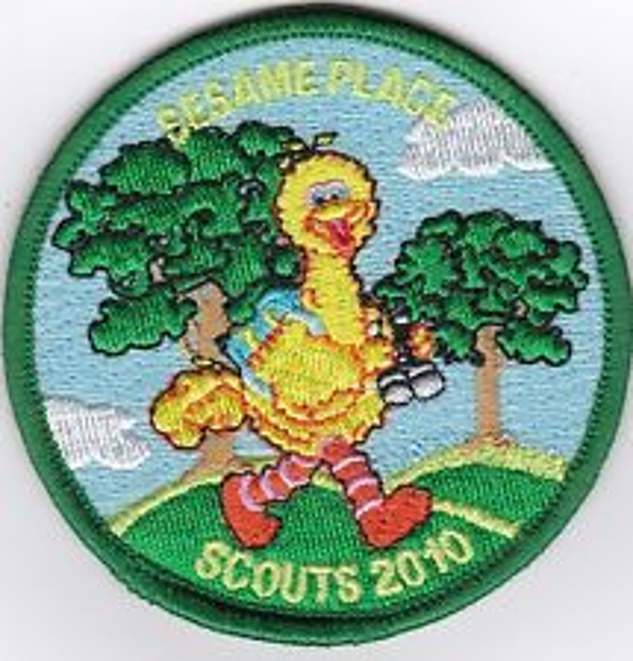 Sesame scouts 2010