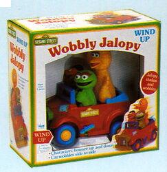 Wobbly jalopy 2