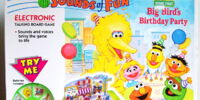 Big Bird's Birthday Party (game)