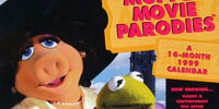 Muppet Movie Parodies 1999 Calendar