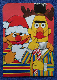 Drawing board 1977 christmas cards 2