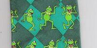 Muppet ties (Kermit Collection)