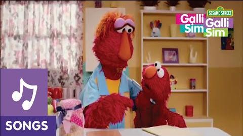 Happy Birthday Elmo - Galli Galli Sim Sim