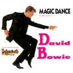 Single David Bowie Magic Dance