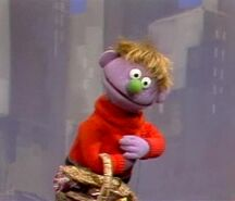 Billy (Anything Muppet)