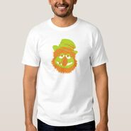 Zazzle dr teeth head shirt
