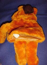 Dakin 1981 fozzie hand puppet 3