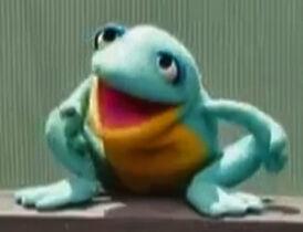 Pierre frog Sesame Japan opening