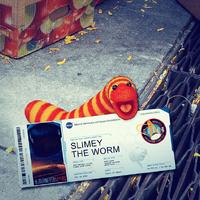 Sesame Tumblr Slimey Orion ticket