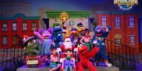 Sesame Street Saves Christmas