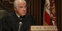 Judge Joseph A. Wapner