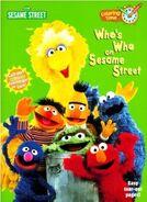WhosWhoOnSesameStreetColoringBook